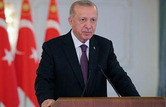 Erdoğan: Su zengini ülke değiliz, kaynakları korumak zorunluluk haline geldi