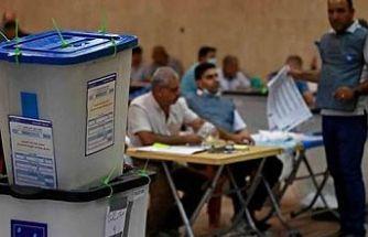 Irak Yüksek Seçim Komisyonu seçim sonuçlarını yayımladı