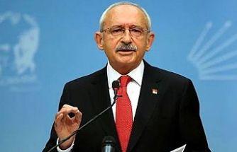 Kılıçdaroğlu: Bürokratlarla bilgi ve belgeler geliyor, değerlendirmek için bir ekip kurduk