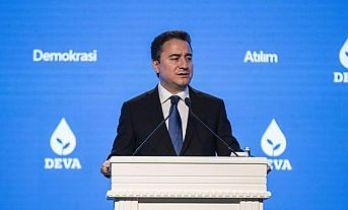 Ali Babacan: Son genel seçimin kaybedeni Erdoğan'dır