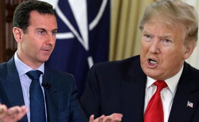 Trump: Esad'ı öldürmek istedim, Mattis vazgeçirdi