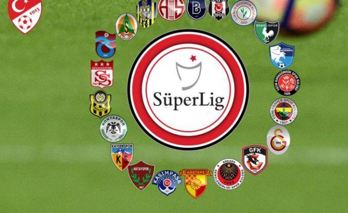 Süper Lig'de 6. hafta başlıyor