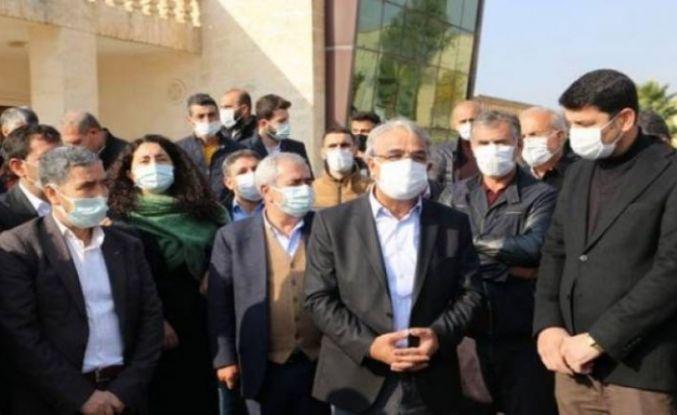 Sancar: Hedefimiz Kürt halkını kendi kimliğiyle yönetime taşımak