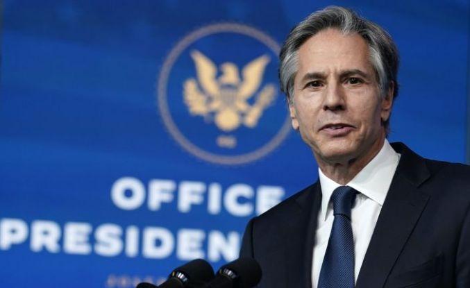 ABD'nin yeni dışişleri bakanı Blinken'den basın özgürlüğü vurgusu