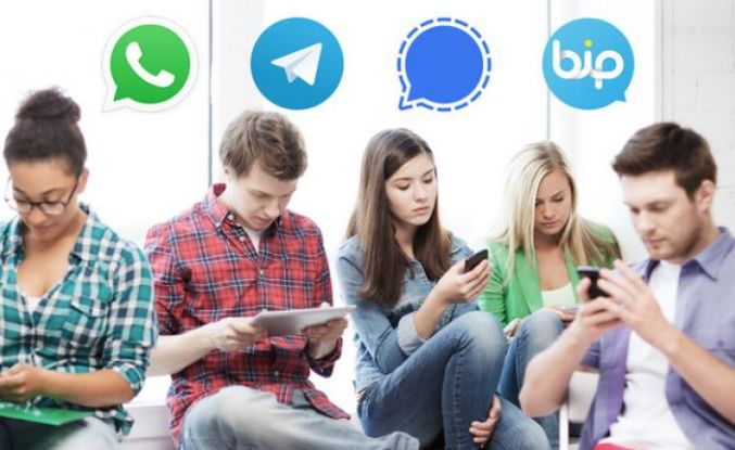 Bilgisayar Mühendisleri Odası anlık mesajlaşma uygulamalarını karşılaştırdı