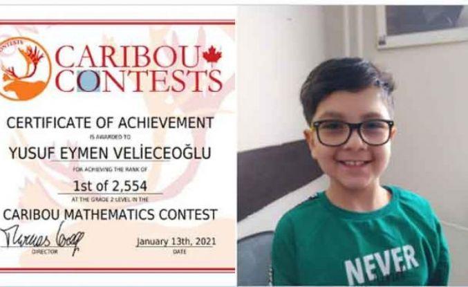Matematik Dünya Şampiyonu Hakkari'den!