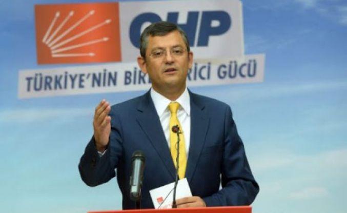 CHP'li Özgür Özel: 2021 zam ve vergi artışı yılı oldu