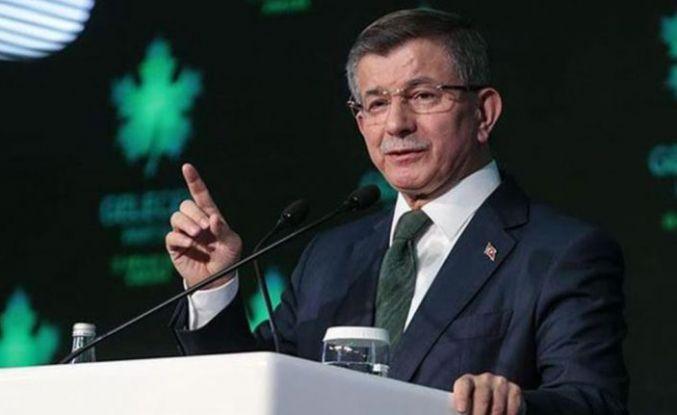 Davutoğlu'ndan HDP açıklaması: Partilerin kapatılmasına karşıyım