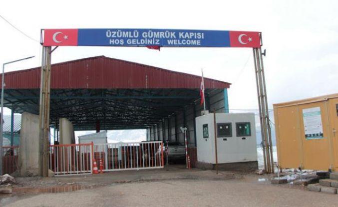 Hakkari Valisi duyurdu: Çukurca- Üzümlü Sınır Kapısı açılıyor