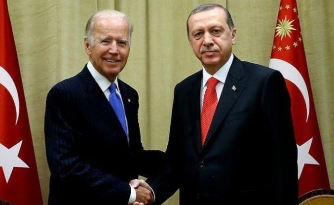 Beyaz Saray: Biden, Erdoğan'ı bir noktada arayacaktır