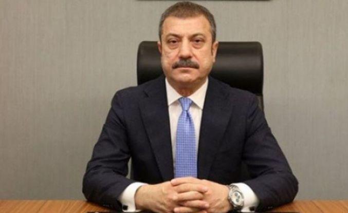 Merkez Bankası Başkanı Kavcıoğlu'ndan 'faizi düşürmeyeceğiz' mesajı