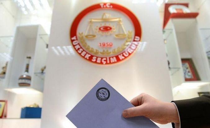 YSK, nüfusa göre illerin çıkaracağı milletvekili sayısını belirledi: Dersim arttı, Bayburt azaldı