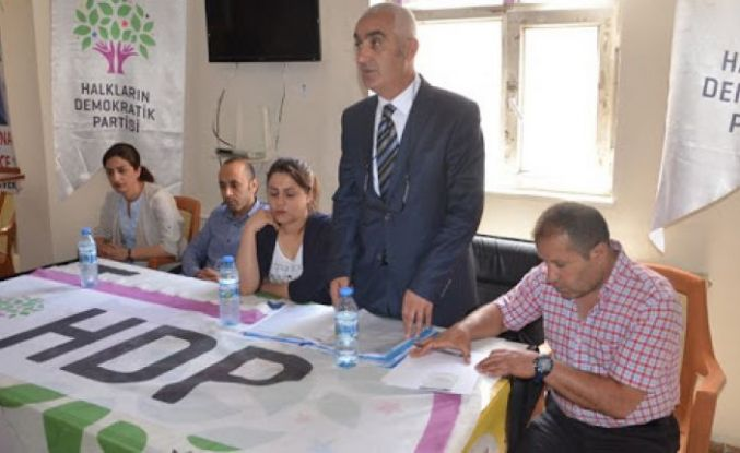 Yüksekova Belediye Eşbaşkanı Sarı'ya 6 yıl 3 ay hapis cezası