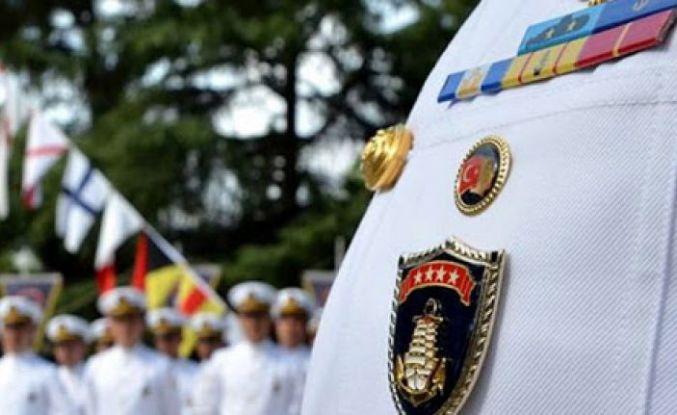 Emekli amiraller adliyeye sevk edildi