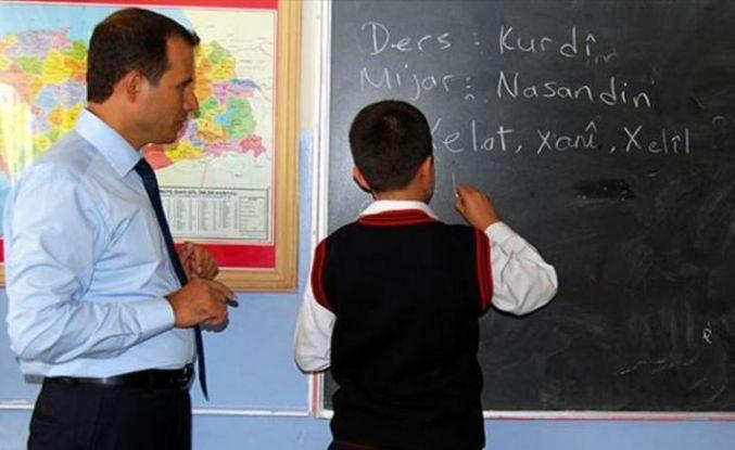 Kürtçe öğretmenliğe sadece üç yeni kontenjan: 76'dan 79'a çıkacak