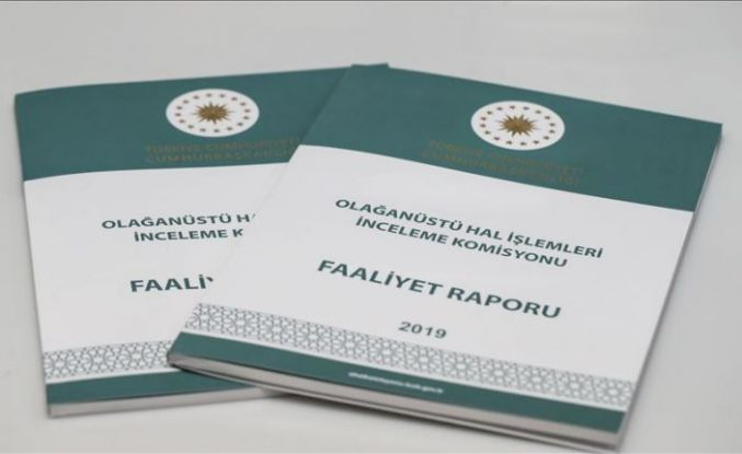 OHAL Komisyonu verileri açıkladı: Başvuruların 14 bini kabul, 101 bin ise ret edildi