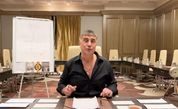 Sedat Peker hakkında yakalama kararı çıktı