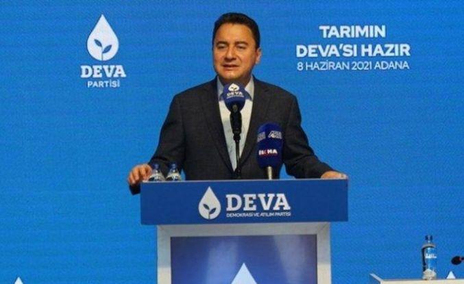 Babacan Adana'da: 56 maddelik Tarım Eylem Planı açıkladı