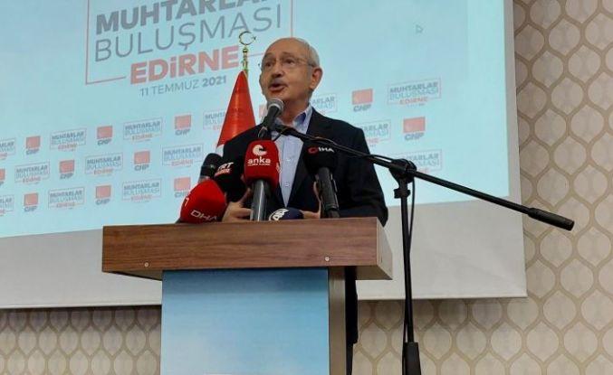Kılıçdaroğlu'ndan cumhurbaşkanı adayı tarifi: Bir partinin genel başkanı değil...