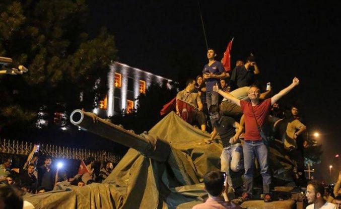 TÜSİAD: 15 Temmuz'da en büyük sorumluluk demokrasiyi güçlendirmek