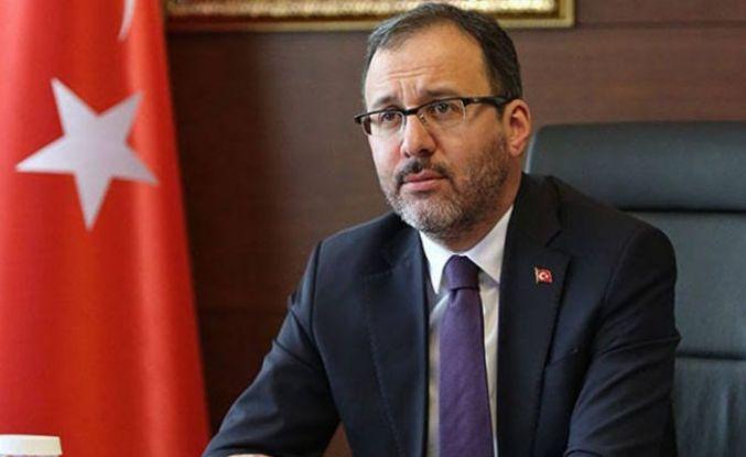 Bakan Kasapoğlu: '4346 kadrolu işçi alımı yapılacak'