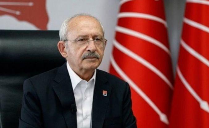 Kılıçdaroğlu: Çözüm yeri Meclis'tir, bütün partilere çağrı yapıyorum