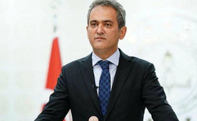 Milli Eğitim Bakanı Mahmut Özer: İkili sisteme geçilebilir