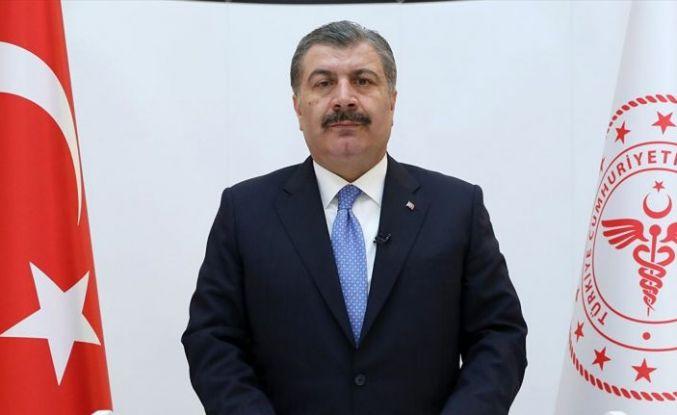 Bakan Koca: Diyarbakır ve Batman'da ikinci doz aşı oranı yüzde 55'in üzerine çıktı