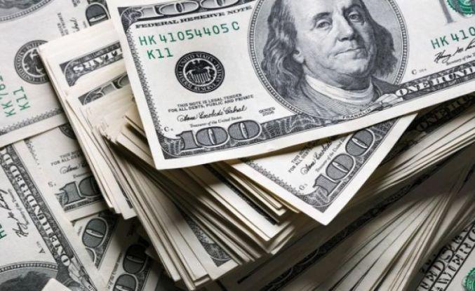 Dolar 9,22 lirayı görerek yine rekor kırdı