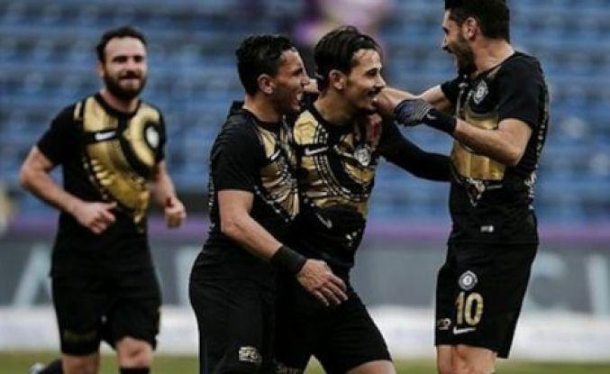 TFF 1. Lig: Osmanlıspor küme düştü