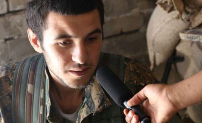 YBŞ'de bir Kayserili: İnsanlık savaşı vermeye geldim