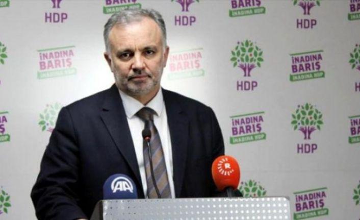 Ayhan Bilgen'den 'yeni bir parti' mesajı