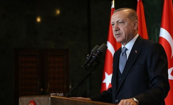 Erdoğan: 2023 seçimleri ülkemiz için tarihi bir dönüm noktasında yaşanacaktır