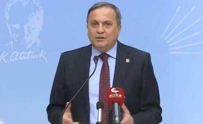 Torun: CHP'li belediyelere aktarılan kaynaklarda yüzde 50 kesinti yapılıyor