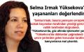 Selma Irmak: 'Vali, kedilerin cenazeleri yediğini doğruladı'